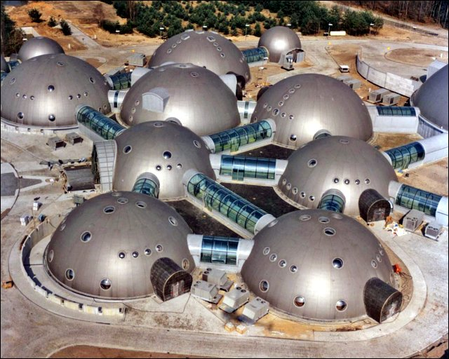 The Monolithic Dome Institute – BLDGBLOG