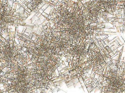 Procedural Destruction and the Algorithmic Fiction of the City