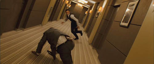inception hotel scene