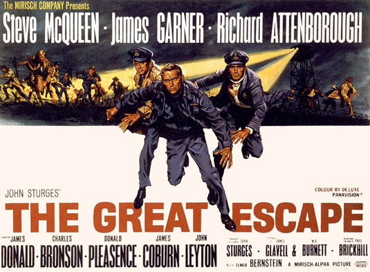 Image result for the great escape 1963