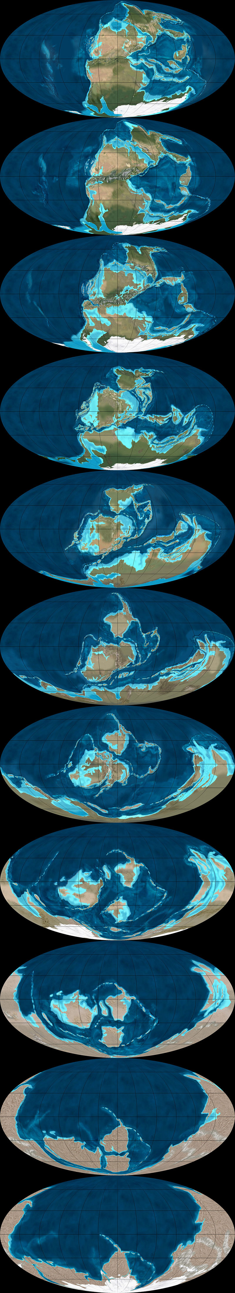 Plate tectonics bldgblog publicscrutiny Choice Image