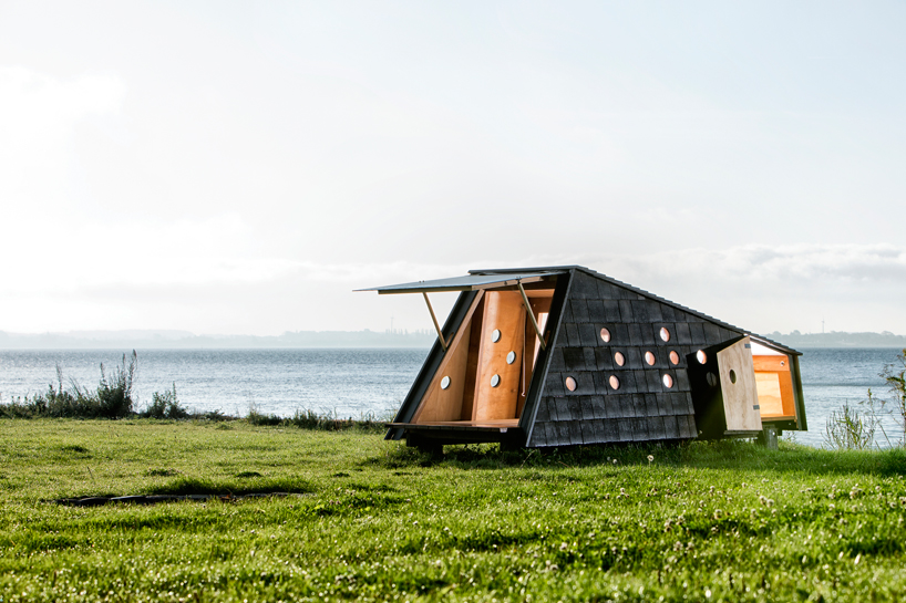 Instant Shelter Mby Architects : Shelter bldg